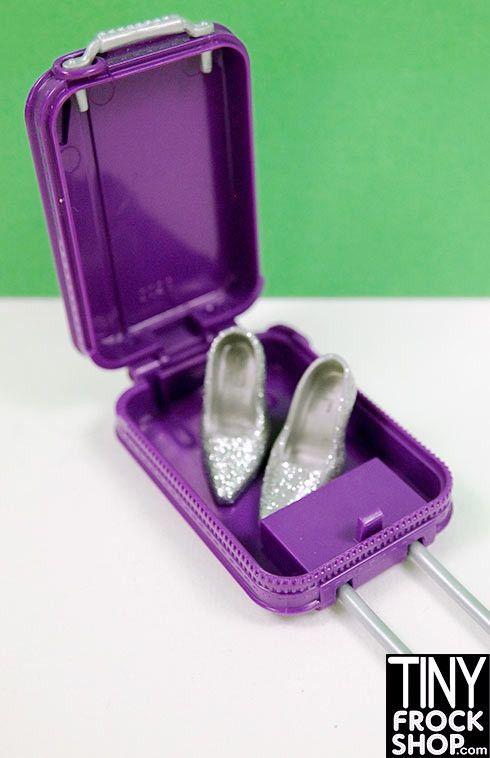 Barbie Louis Vuitton Style Barbie Luggage