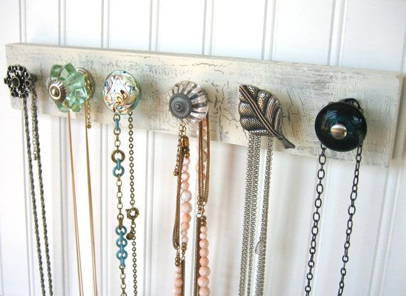 Best 25 Necklace Hanger Ideas On Pinterest Necklace
