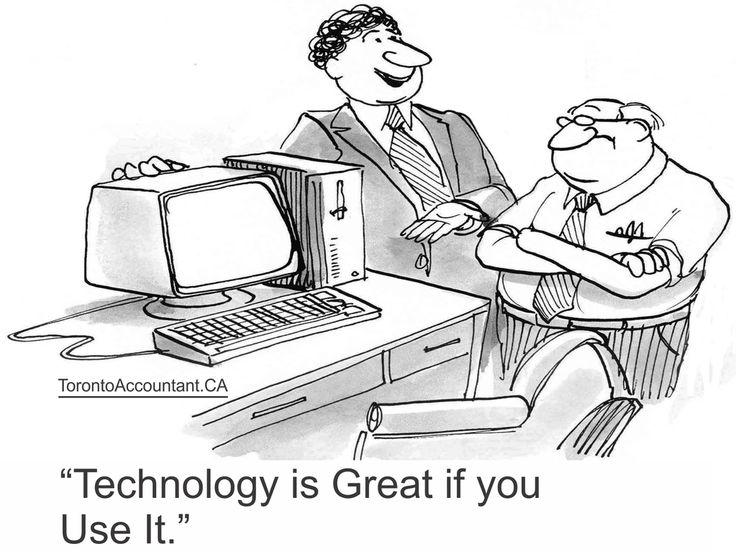 Technology is Great if you Use it for your #Toronto Business http://Actg.CA/Utilize  #automation #training #CRM #apps
