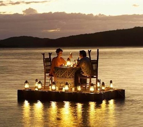 so cute! but would also kind of freak me out...: Date Night, Islands Resorts, Romantic Dinners, Dreams, Perfect Date, Honeymoons, Datenight, Dinners Date, Turtles Islands