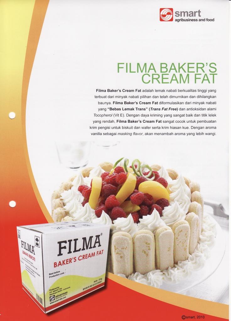 Filma Bakers Cream Fat