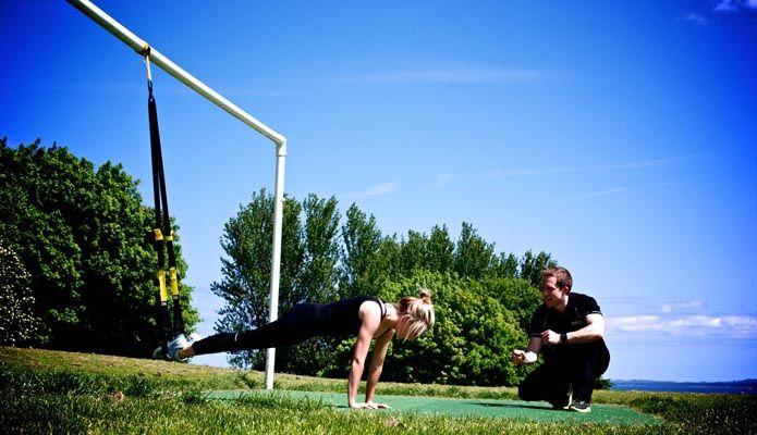 Özel spor hocası