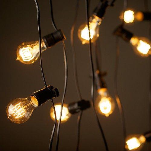 FOIR.nl   Feestverlichtingkabel voor buiten en binnen 20M http://foir.nl/industrie-hanglampen/industriele-buitenverlichting/20m-feestverlichting-kabel.html