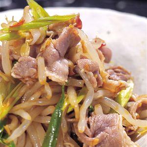 節約レシピ!もやしと豚肉の中華あえ+by+ナナさん+ +レシピブログ+-+料理ブログのレシピ満載! 安いけど何にでも変身するもやしと、豚薄切り肉で美味しいおかずが出来ました!