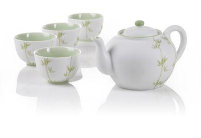 Teavana Bamboo Teapot Set from Teavana on Catalog Spree