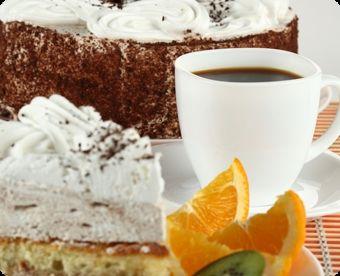 Vychutnejte si za skvělých 49 Kč lahodnou kávu  Piazza d´Oro a zákusek dle Vašeho výběru!
