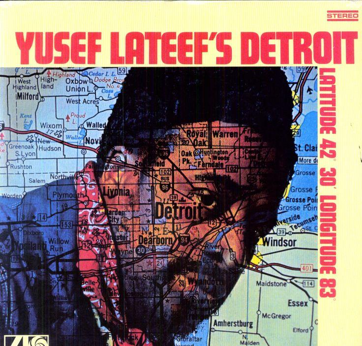 Yusef Lateef - Yusef Lateef's Detroit