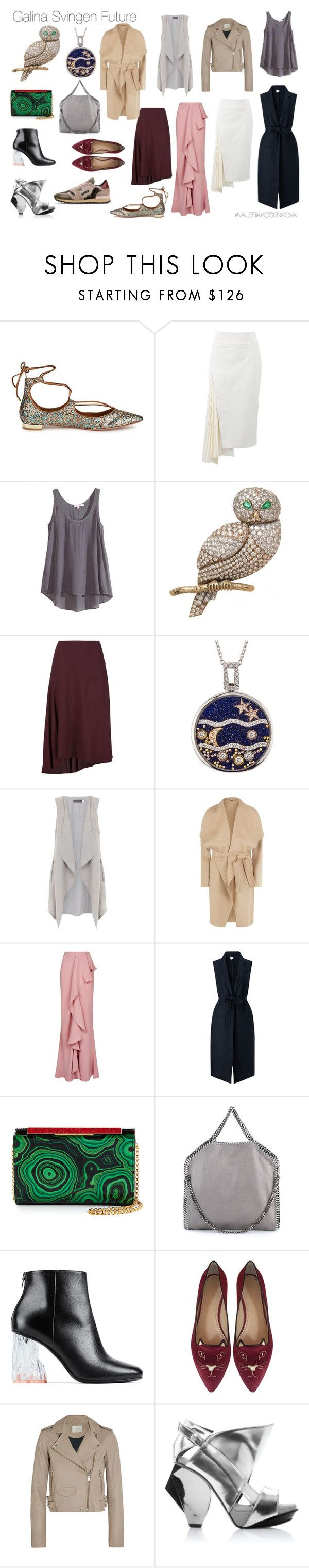 GS Future by m-elle-v on Polyvore featuring мода, Calypso St. Barth, BOSS Hugo Boss, IRO, EAST, Mint Velvet, Alexander McQueen, Marni, Brunello Cucinelli and Acne Studios