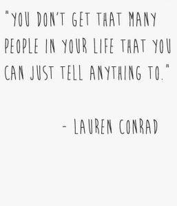 25 Things Lauren Conrad Taught Me