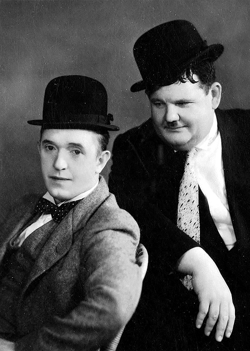 Laurel and Hardy comedy team (1927-1951)   Stan Laurel ne Arthur Stanley Jefferson, Ulverston Lancashire (now Cumbria) England, (1890-1965), heart attack   Oliver Hardy ne Norvell Hardy, Harlem GA, (1892-1959), cerebral thrombosis
