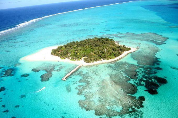 サイパンに行ったら行ってみて、マニャガハ島。カロリン語で「ちょっと一休み」の意味らしい。サイパン 旅行・観光のおすすめスポット。
