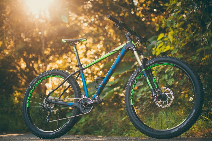 Tested: Scott Scale 720 Plus – Flow Mountain Bike