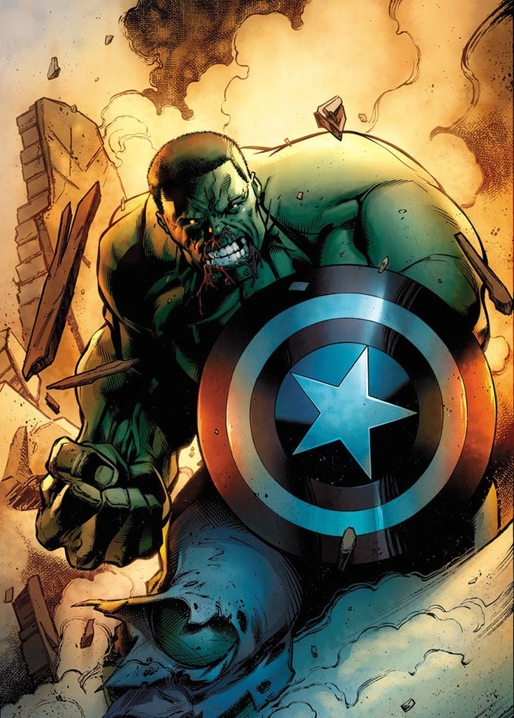 #Hulk #Fan #Art. (The Hulk #3 interior) By: Mark Bagley.  ÅWESOMENESS!!!™ ÅÅÅ+