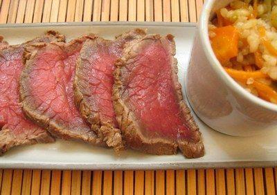 Cuisiner à l'avance : Un tataki de boeuf à la japonaise - Cuisiner un repas à l'avance: Un menu complet à faire la veille - aufeminin