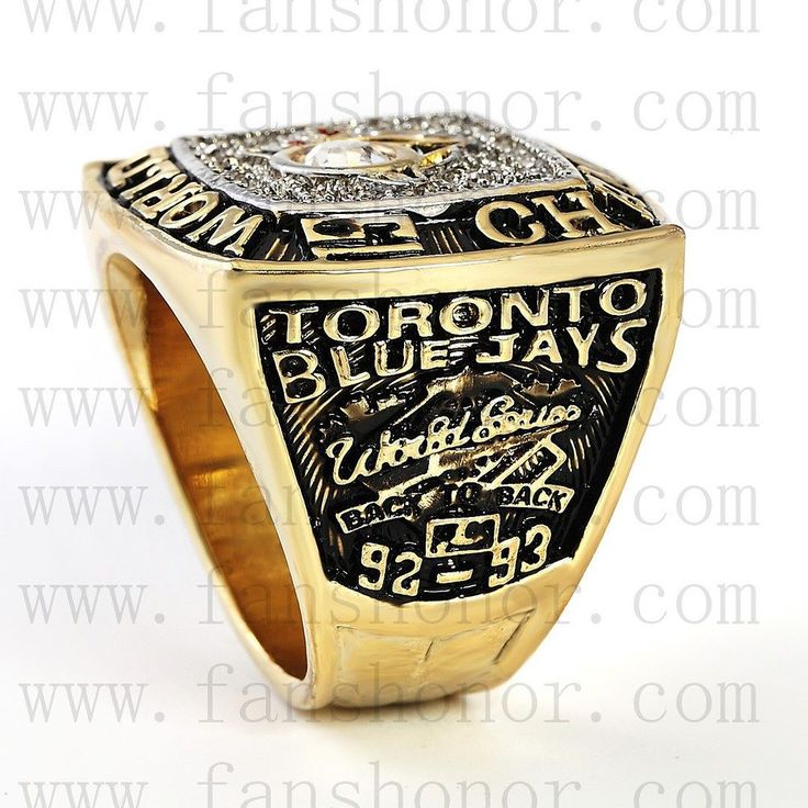 Toronto Blue Jays 1993 MLB World Series Championship Ring for Sale Click Bio to Buy #torontobluejays #bluejays #bluejaysgame #bluejaysbaseball #bluejaysnation #MLB #worldseries #baseball #baseballgame #worldserieschamps #worldserieschampions #championshipring #mlbplayoffs #mlbbaseball