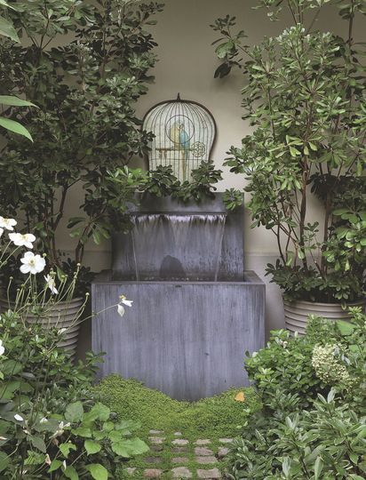 14 best FONTAINES images on Pinterest Corten steel, Water features