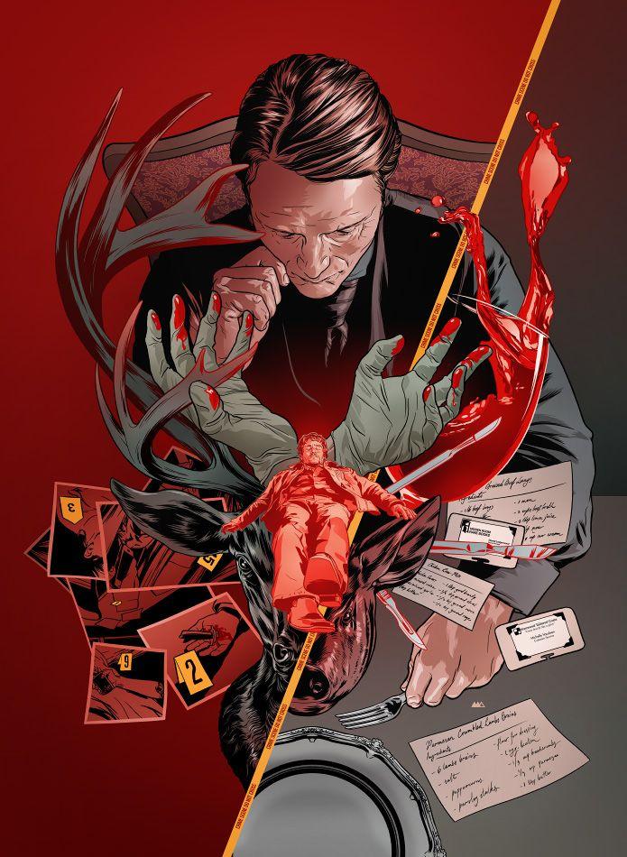 Hannibal by Martin Ansin