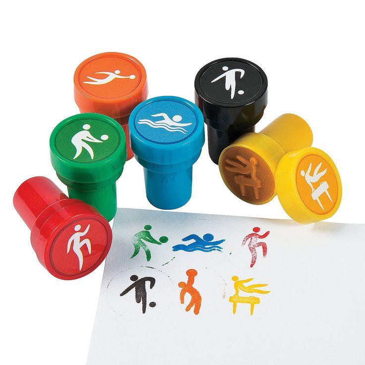 Summer+Sports+Stampers+-+OrientalTrading.com