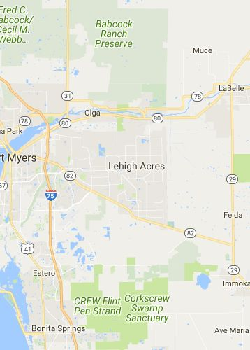 Visit our resort-style retirement community at an amazing all-inclusive price located in Lehigh Acres, FL!