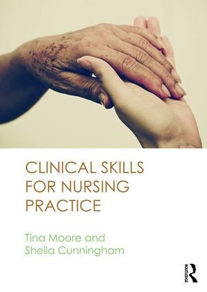 Clinical Skills for Nursing Practice (Paperback) book cover