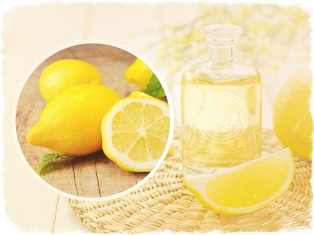 Лимонная вода для лица