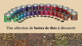 Comptoirs Richard : acheter café, en grain, machines à café en grains, vente cafetière, thés, tisanes, chocolats, épicerie gourmande