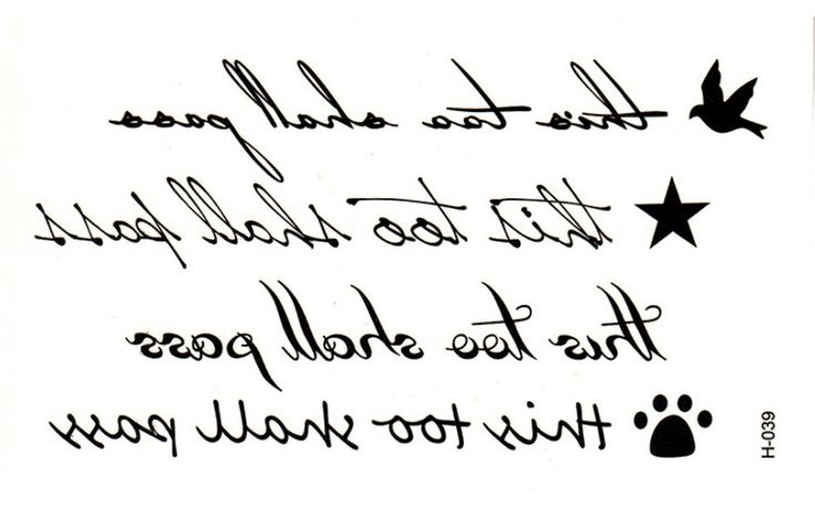 Engels alfabet lijn van mannen en vrouwen geschilderd voetafdrukken Zwaluwen simulatie waterdichte tattoos stickers om cover de litteken