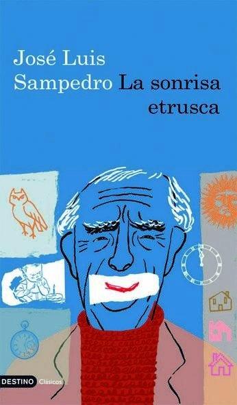 """""""La sonrisa etrusca"""", de José Luis Sampedro  http://www.quelibroleo.com/la-sonrisa-etrusca 9-8-2012"""