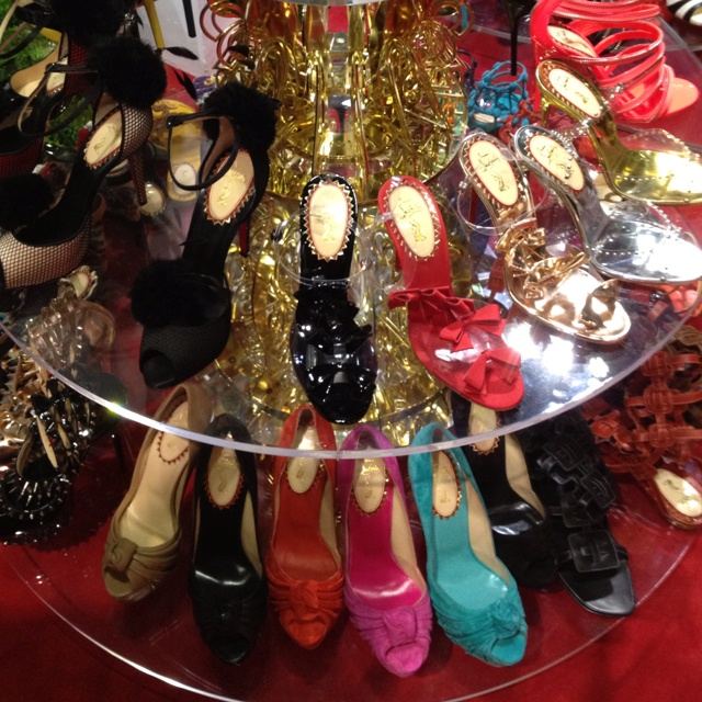Louboutin's anniversary collection