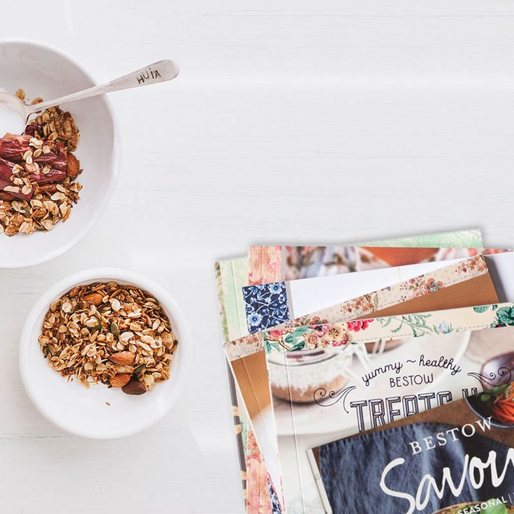 Bestow Beauty features a stunning collection of clean-eating recipe books filled with delicious skin-nourishing recipes.