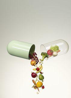 Du möchtest abnehmen? Dann solltest du diese 3 Vitamine zu dir nehmen!