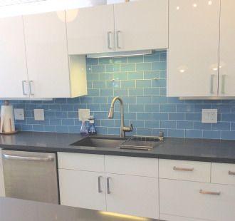 Blue Kitchen Tile 39 best kitchen back splash images on pinterest   kitchen