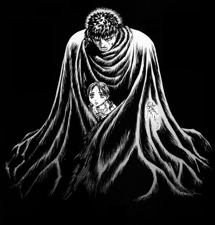 Manga: Berserk (ベルセルク) By Kentaro Miura