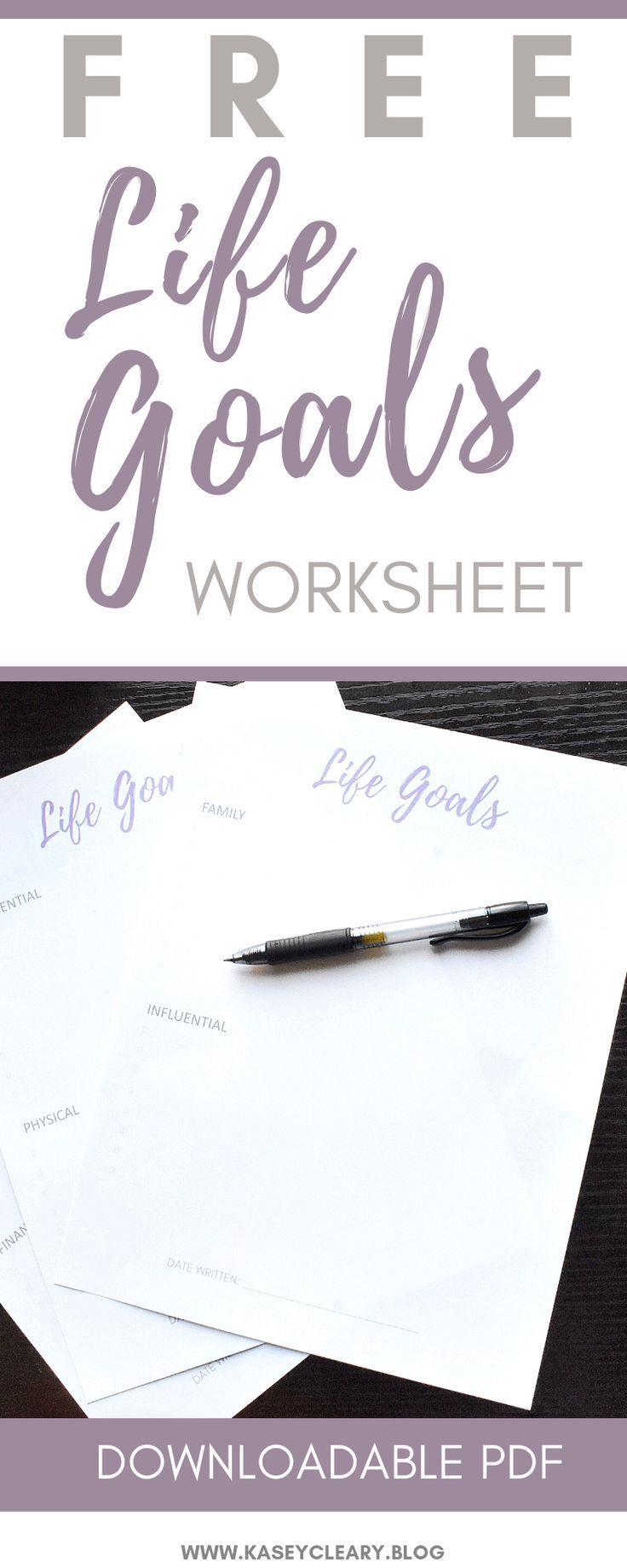 How To Create A Faith Filled Life Goal List Life Goals List