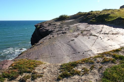 Glacial Pavement at Black Cliff, Hallett Cove, access this by walking through the Hallett Cove Conservation Park (Google Image Result for http://mw2.google.com/mw-panoramio/photos/medium/55070361.jpg)