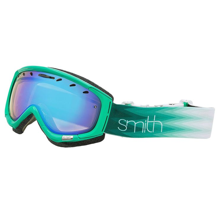 Smith Optics Phase Snowsport Goggles (For Women) in Jade Omega/Blue Sensor