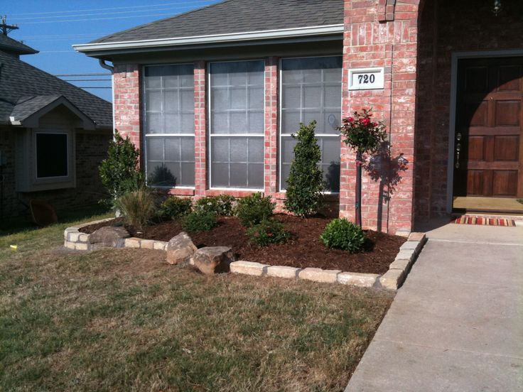 404 Best Images About Front Yard Landscaping Ideas On Pinterest Landscaping Small Front Yard