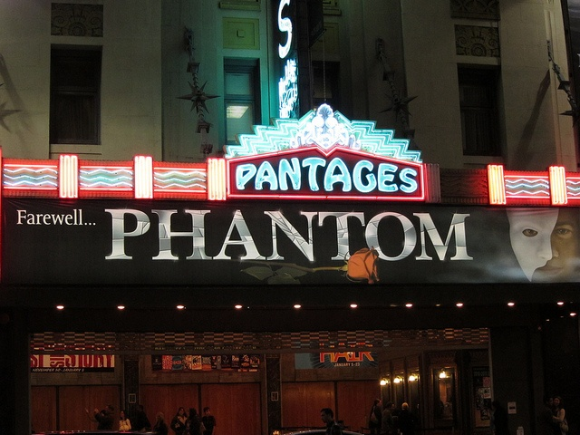 pantages theater toronto