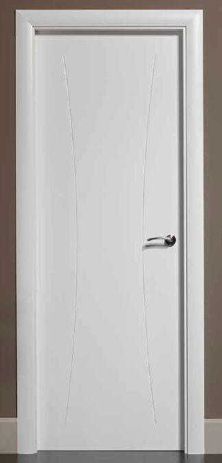Puertas Lacadas : Puerta lacada B525