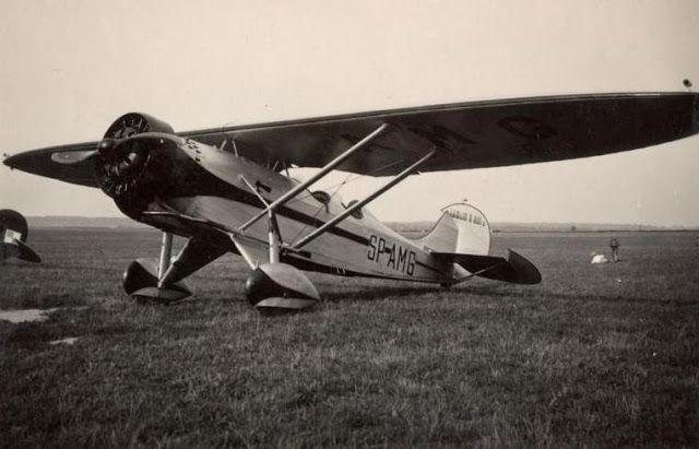 Lublin R.XIIID SP-AMG