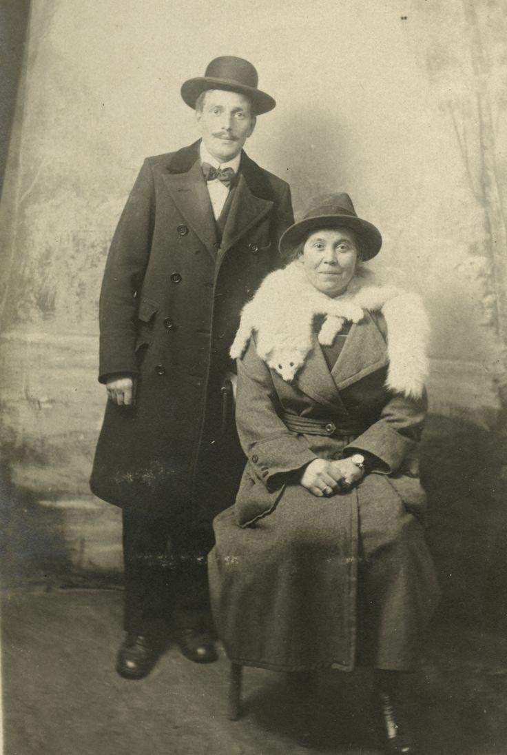 Karen og Christen Colf #karenvolf #historie #familie #christinogkaren