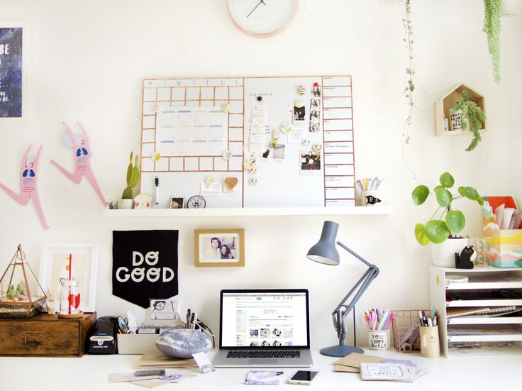 41 best Work Space Style images on Pinterest   Home office, Work ...
