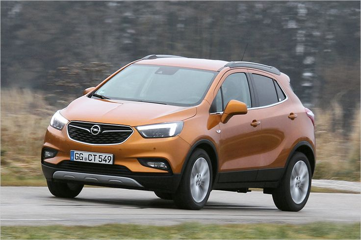 The Opel Mokka X with 140-hp gasoline and 4-wheel test - All About Automotive