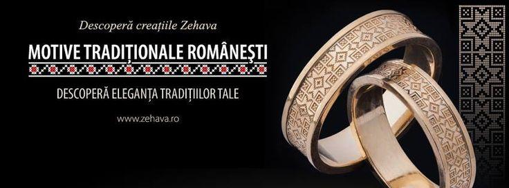 Eleganţa unor verighete cu motive tradiţionale româneşti: http://platferma.ro/2015/07/verighetele-care-ancoreaza-mirii-in-traditia-romaneasca/