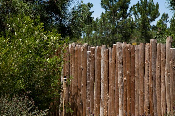 Projecto de Paisagismo da autoria do atelier Topiaris - Jardim privado na Comporta
