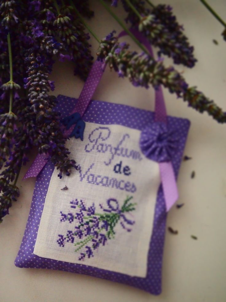lavender / lavender sachet/ Provence
