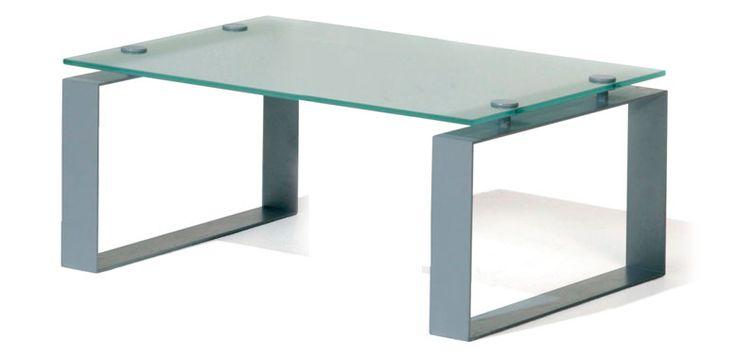 Mesa de vidrio -- Características: Mesa de recepcion, tablero de vidrio. Infórmate más sobre este mueble dándole clic a la imagen.