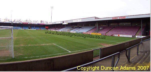 Glanford Park, Scunthorpe United