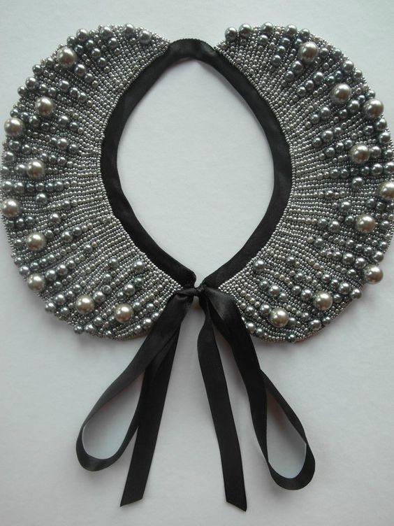 Воротник - ожерелье.: