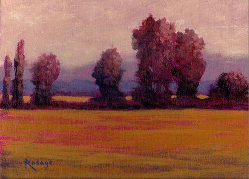Autumn Majesty by Bernie Rosage Jr.